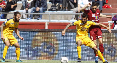 Serie B, il Verona espugna Trapani