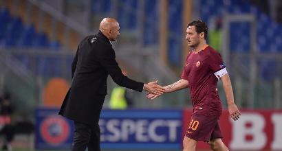 """Pallotta: """"Totti? Giusto così"""""""