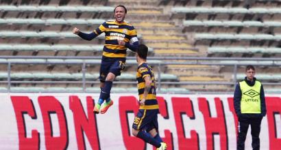 """Verona, Pazzini: """"Orgoglioso di aver riportato la squadra in A"""""""