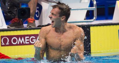 Nuoto, Mondiali di Budapest: medagliere da record per l'Italia