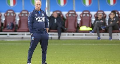 Italia, vincere con l'Albania per essere testa di serie