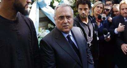 Lazio, Lotito e tifosi rischiano la squalifica