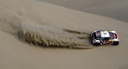 Dakar moto, 4ª tappa: Sunderland si ritira, Van Beveren al comando