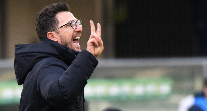 Inter, Spalletti replica a Di Francesco: arriva la frecciatina