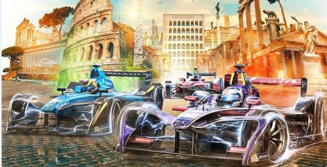 Formula E a Roma: vi presentiamo il Circuito dell'EUR