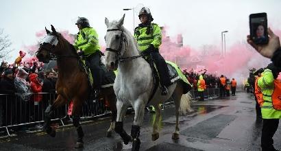 """Scontri di Liverpool, la Roma rischia sanzioni """"severissime"""""""