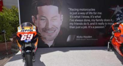 Nicky Hayden, il sorriso che ci manca
