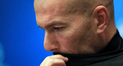 Real clamoroso addio di Zidane