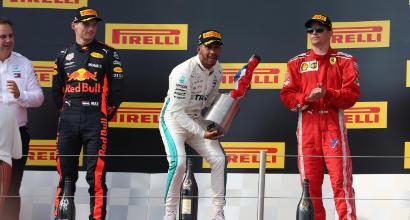 F1 Francia, Hamilton: