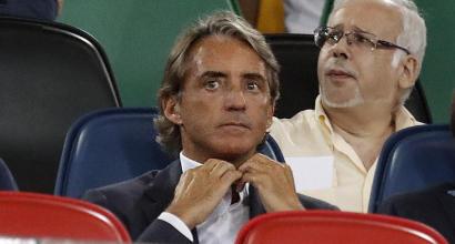 """Nazionale, Mancini si preoccupa: """"Gli italiani non stanno giocando"""""""