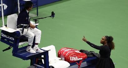 """Gli arbitri minacciano di boicottare Serena Williams: """"Deve scusarsi"""""""