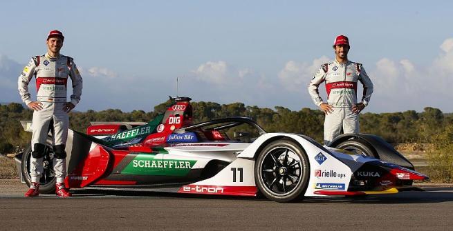 Formula E, Bird e Frijns nel team Virgin Racing