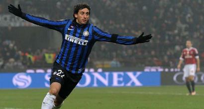 """Milito, l'incubo di Abate incorona Lautaro: """"Spero vinca l'Inter e che sia lui l'uomo derby"""""""