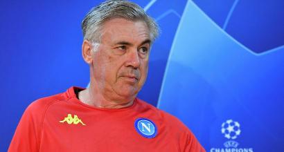 """Napoli, Ancelotti svela: """"Ho convinto Hamsik a restare"""""""