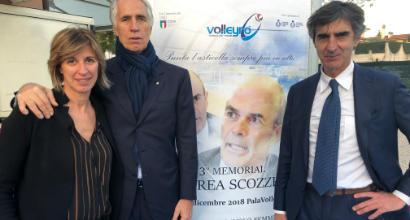 """Volley, Malagò ricorda Scozzese: """"Importante per la mia vita"""""""