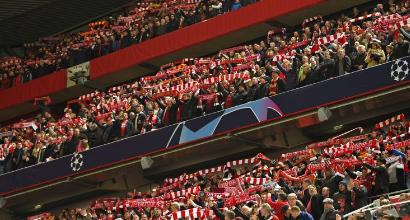 Napoli, tremila tifosi a Liverpool: scatta l'allerta