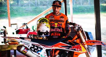 """Motocross, Cairoli non è mai sazio: """"Lavoro per battere Herlings e non penso al ritiro"""""""