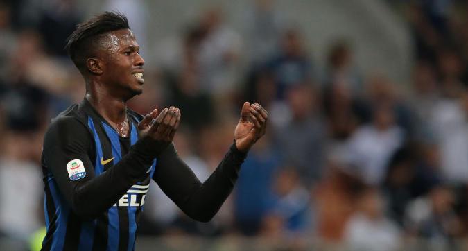 L'Inter non lo riscatta, Arsenal su Keita Balde