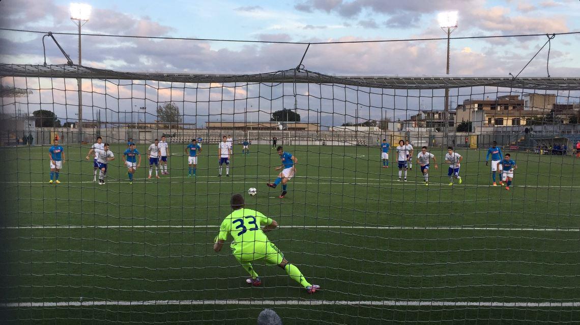Youth League, Napoli-Dinamo Kiev 0-2