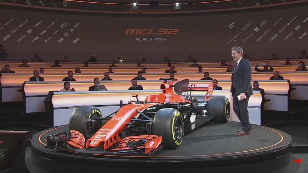 McLaren, ritorno al passato con la MCL32