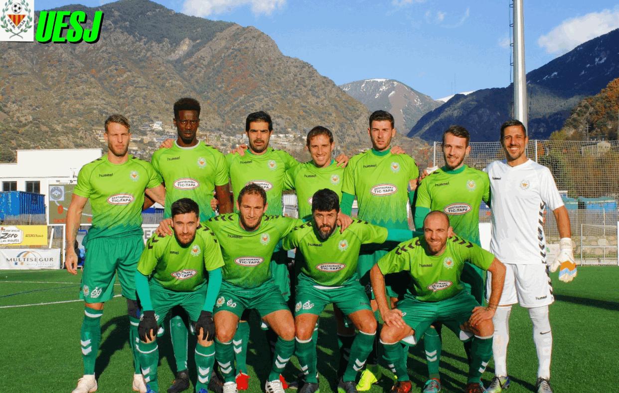 Sant Julià, Andorra - Imbattuto da 13 gare