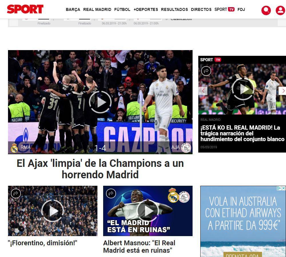 Sport (Spagna)