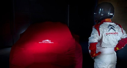 Citroen al Mondiale Turismo con Loeb