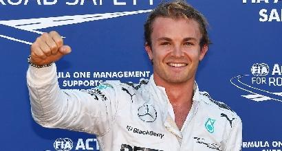 Nico Rosberg AFP