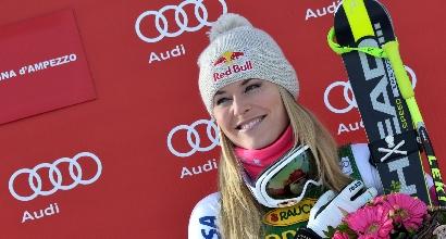 Lindsey Vonn, foto AFP