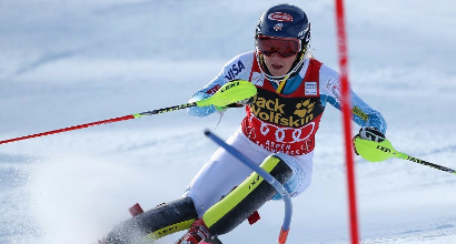 Mikaela Shiffrin (Afp)