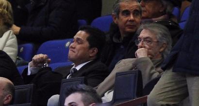 Inter: Thohir vuole vendere, ma il club smentisce