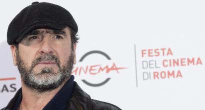 Eric Cantona (Ansa)