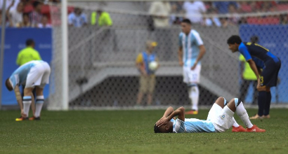 CALCIO: GERMANIA OK, ARGENTINA ELIMINATA