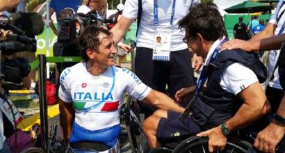 Paralimpiadi 2016, handbike: immenso Zanardi, è medaglia d'oro!