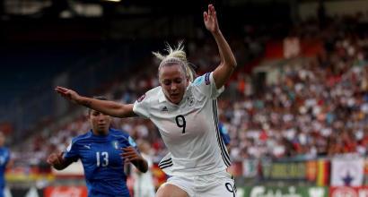 Italia femminile, che peccato! Sconfitta con la Germania ed eliminazione