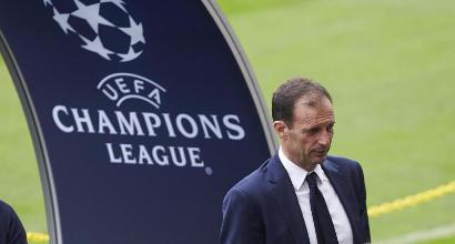 """Juventus, Allegri: """"Ho pensato alle dimissioni, ma so che faremo un'altra grande Champions"""""""