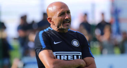 "Inter, Spalletti: ""Coperta corta in difesa"""
