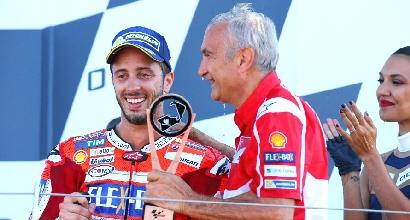 MotoGP, Dovizioso scaccia il complesso d'inferiorità