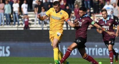 Serie B, Venezia primo con l'Empoli. Frosinone salvo, cade il Palermo