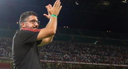 Il nuovo Milan di Gattuso: torna il tridente, dubbio in difesa