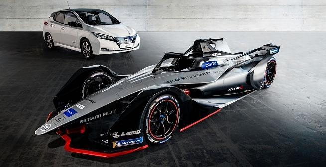 Formula E, Nissan pronta alla sfida elettrica