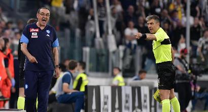 """Napoli, Sarri alla squadra: """"A Firenze più dura che a Torino"""""""