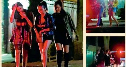 Il Messico fa festa con alcolici e... escort: è scandalo Tricolor