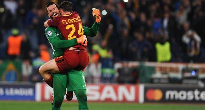 Roma, in Spagna sicuri: Alisson al Real per 70 milioni