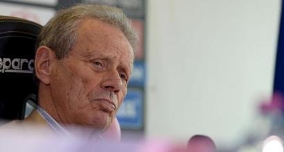"""Frosinone-Palermo, Zamparini è una furia: """"Gara illegale, vogliamo giustizia"""""""