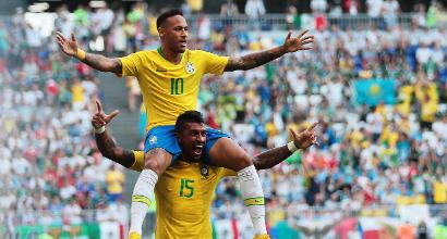 Mondiali 2018: Griezmann, occhio all'amico Godin. Neymar rischia con il Brasile d'Europa