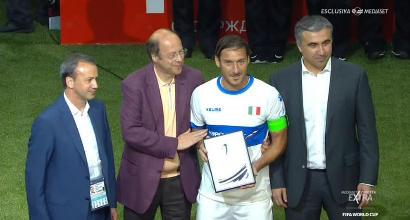 Legends Super Cup: delusione Italia, la finale va alla Russia