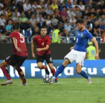 Under 21: l'Italia sorride col brivido, Albania battuta 3-1