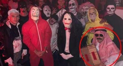 Halloween, Bayern e Rafinha si scusano per il costume da attentatore arabo