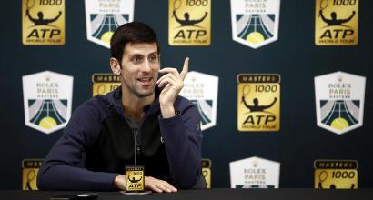 """Djokovic torna numero uno: """"Il merito è di Fiorello"""""""
